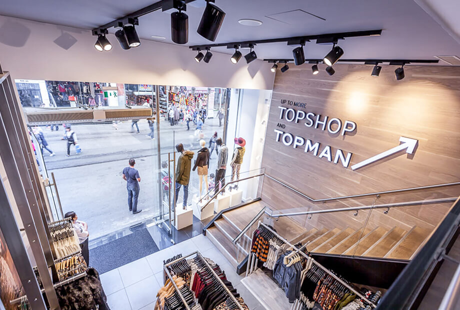 <strong>Topshop</strong>